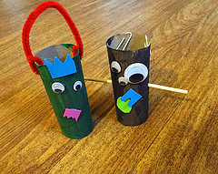 Wanted: Your Recyclables for Camp Crafts