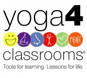 Yoga 4 Classrooms Logo