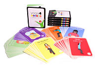Yoga 4 Classroosm activity card deck