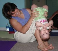 Itsy Bitsy Yoga for Tots with Jen Mueller