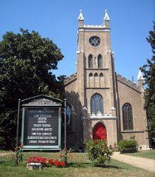 Christ Church - Washington Parish - Capitol Hill DC