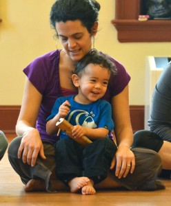 Family Yoga (4 yrs+) - Sunday - Jan-Mar 2017 @ Capitol Hill Presbyterian Church | Washington | District of Columbia | United States
