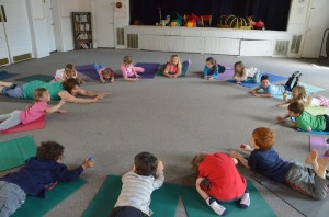 Kids Yoga Spring Break Camp - PK-5th Grade @ Christ Church | Washington | District of Columbia | United States