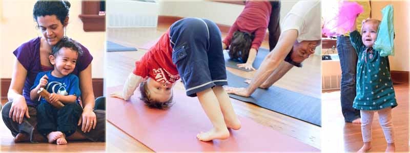 Family and Children's Yoga - Capitol Hill, Washington DC