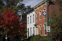 Capitol Hill Rowhouses by Flickr user Tom Bridge / CC License