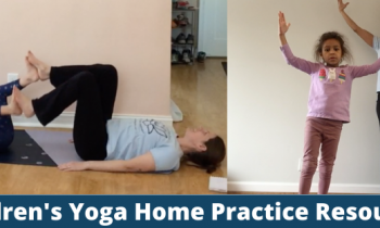 Children's Yoga Home Practice Resources