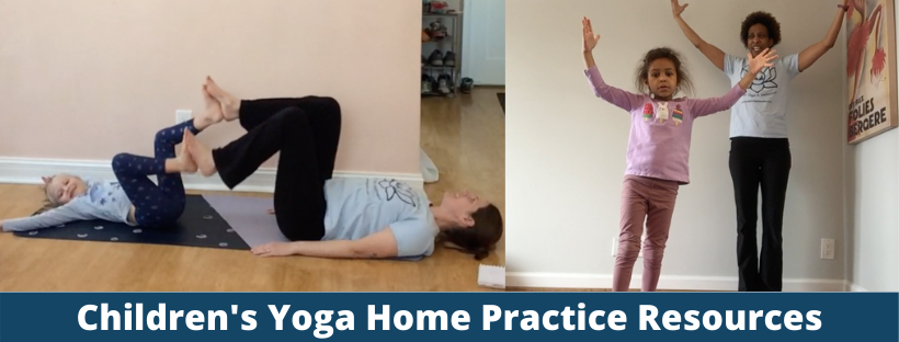 Children's Yoga Home Practice Resources