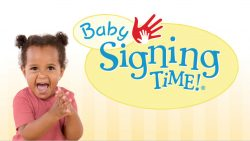 Baby & Toddler Signing Time: Play & Read Series @ St Marks - Fall 2019 @ St. Marks Church | Washington | District of Columbia | United States