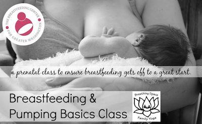 Breastfeeding Center Flyer Image
