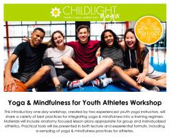 ChildLight Yoga & Mindfulness for Youth Athletes Teacher Training - April 2020 - Washington, DC @ Hyatt Place