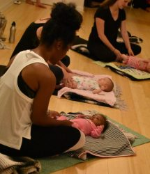 How are Breathing Space Baby Yoga & Play classes different from postnatal yoga or classes offered elsewhere?