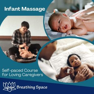 infant massage course image
