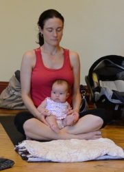 Baby Yoga (newborn-pre-crawling) - Tuesday - Jan-Feb 2017 @ Capitol Hill Yoga | Washington | District of Columbia | United States