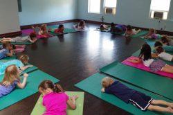 Kids Yoga Camp - Single PK-4th Class @ Christ Church | Washington | District of Columbia | United States