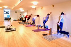 prenatal yoga at Realignment Studio