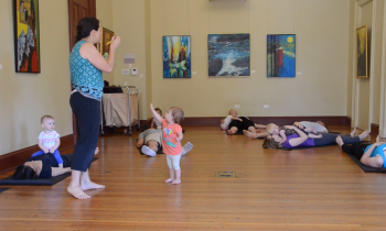 Savasana in Early Childhood Yoga Classes: A Parent's Guide