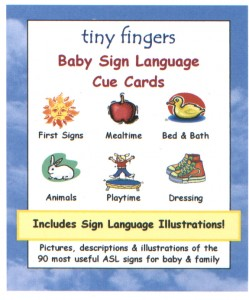 baby signs book cover