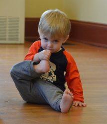 preschooler yoga