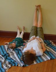 preschooler yoga class