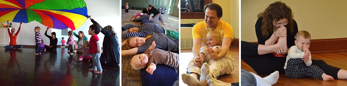 toddler and preschooler yoga class