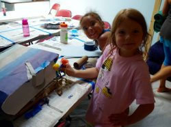 summer camp craft
