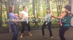 babywearing dance class