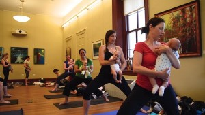 Postnatal Core Yoga @ Shenanigans Art Space | Washington | District of Columbia | United States