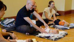 baby yoga class