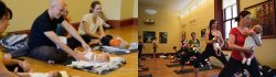 Baby Yoga & Play (precrawlers) - Nov/Dec 2018 - Wednesdays @ Shenanigans @ Shenanigans Art Space | Washington | District of Columbia | United States