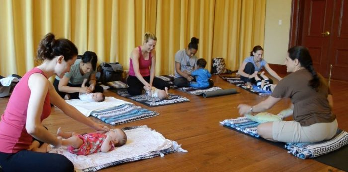Baby Yoga & Play Series @ St. Marks – Summer 2019 – Thursdays