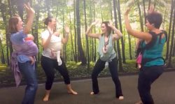 Babywearing Dance & Yoga @ Realignment Studio
