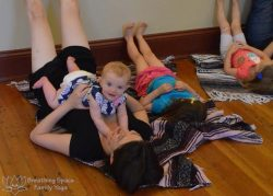 Can I bring my toddler / older child to Baby Yoga & Play?