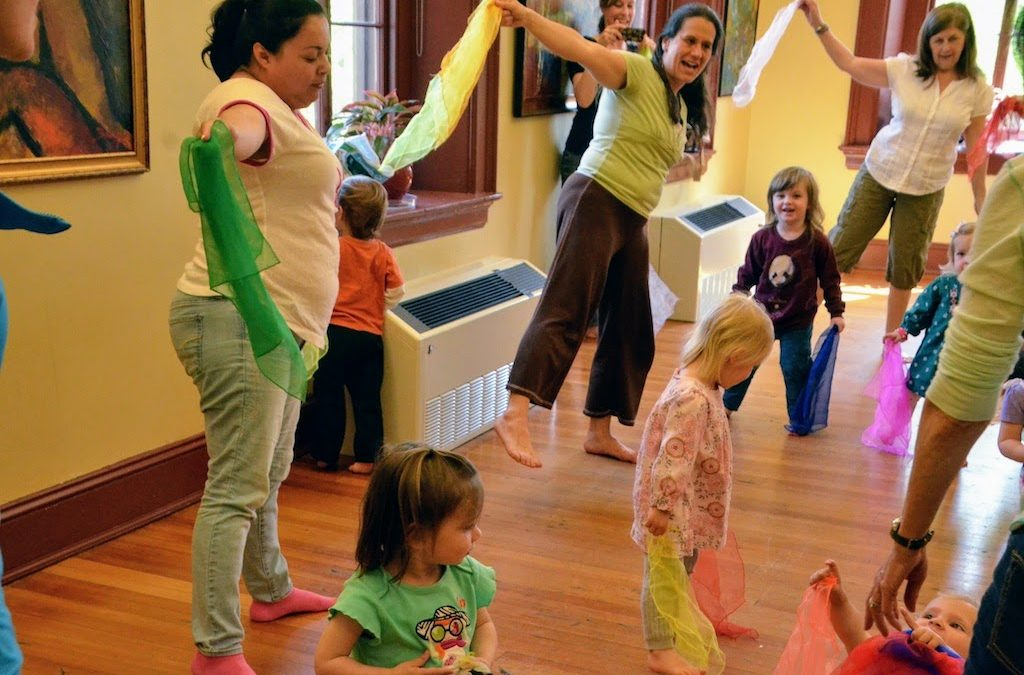 Early Childhood & Family Yoga April-June 2019 Classes Enrolling