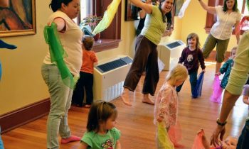 Singing in Kids Yoga – Fun and Beneficial