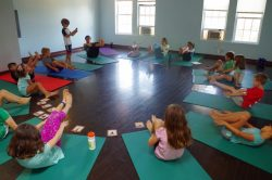 Preschooler Family Yoga @ Shenanigans Art Space | Washington | District of Columbia | United States