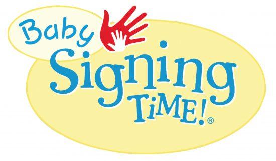 Baby Signing Time Logo