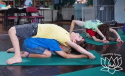 kids yoga summer camp  capitol hill  breathing space