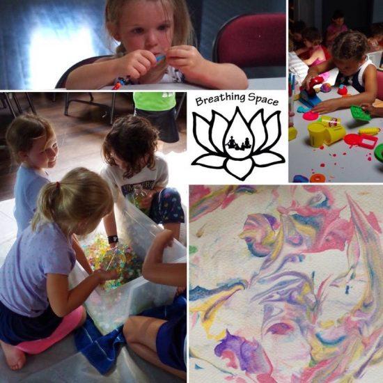 Virtual Kids Yoga Camp Art Supply List