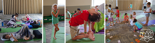 Kids Yoga Winter Break Camp