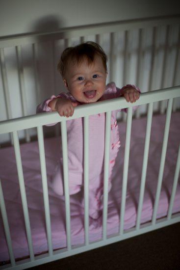 baby not sleeping in crib