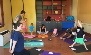 What is Family Yoga Like?
