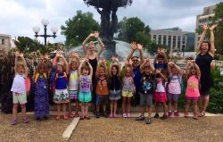 Summer Camp - Field trip! Botanic garden, 2015