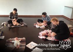 Infant Massage - Mar 2019 - Wednesdays @ Shenanigans Art Space @ Shenanigans Art Space | Washington | District of Columbia | United States