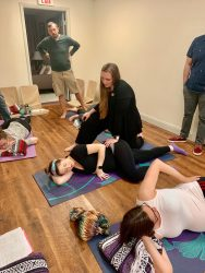 Birth Partners Workshop - Aug 2019 @ Realignment Studio (Basement)