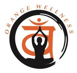 orange wellness logo