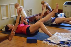 Postnatal Yoga @ Realignment Studio | Washington | District of Columbia | United States