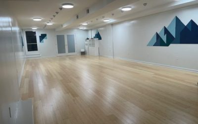 Our New Studio Space