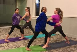 Teen/Tween Yoga & Mindfulness (9-15 yrs) - Winter Workshop Series @ Shenanigans Art Space | Washington | District of Columbia | United States