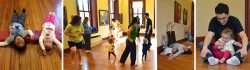 Toddler Family Yoga (walking-4 yrs) - Sept-Dec 2018 - Tuesdays @ St. Marks @ St. Marks Church | Washington | District of Columbia | United States