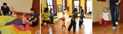 Tot Yoga (crawling-24 mo) @ Lighthouse Yoga Center - Summer 2019 - Tuesdays @ Lighthouse Yoga Center | Washington | District of Columbia | United States